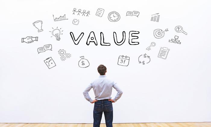 facebook lifetime value - How to Determine a Businesses' Value